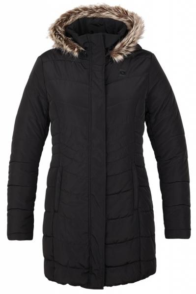 kabát dámský LOAP TAFETA černý