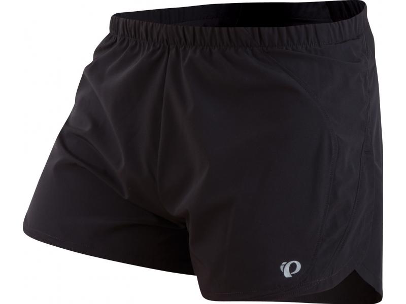 kalhoty krátké pánské PEARL iZUMi FLY SPLIT černé
