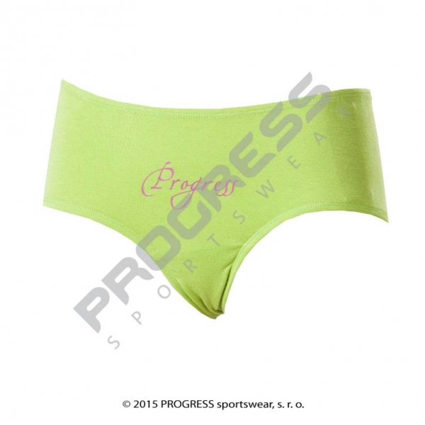 kalhotky dámské Progress E KALZ sv.zelené