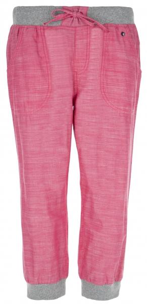 kalhoty 3/4 dámské LOAP NEELA růžové