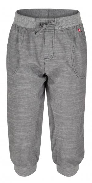 kalhoty 3/4 dámské LOAP NESFERA šedé