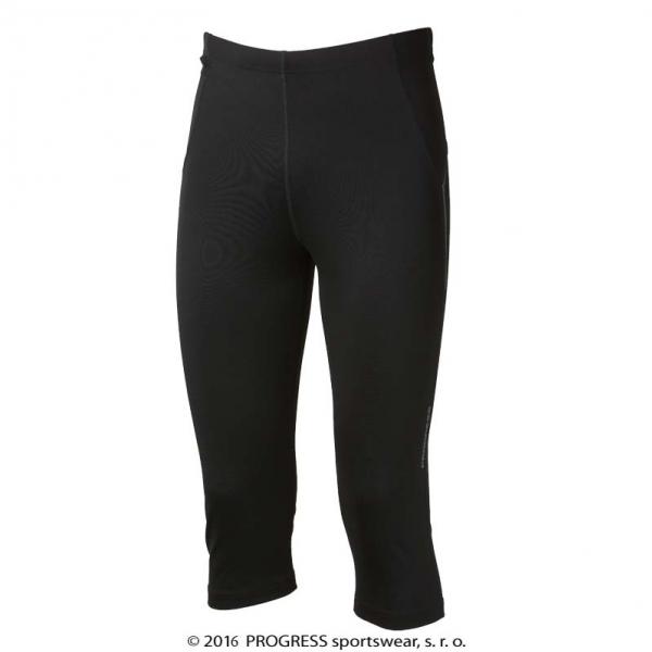 kalhoty 3/4 pánské Progress SKIPY 3Q černé (L;M;S;XL;XXL)