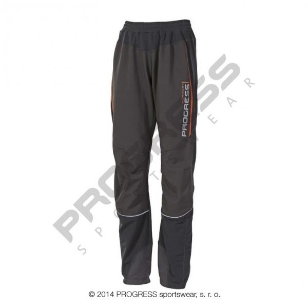 kalhoty dlouhé dámské Progress HORIZONTA zimní černé