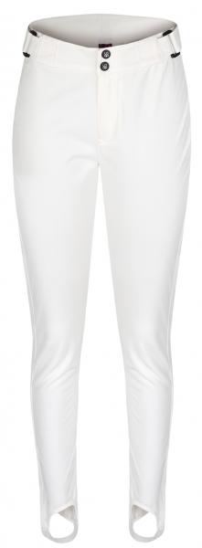kalhoty dlouhé dámské LOAP LITAVKA softshell bílé (L;M;S;XL)