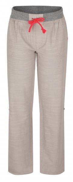 kalhoty dlouhé dámské LOAP NORMA hnědé