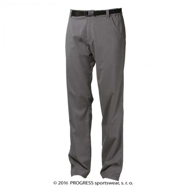 kalhoty dlouhé pánské Progress RELAX grafitové