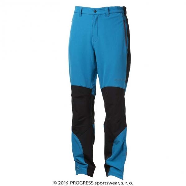 kalhoty dlouhé pánské Progress AXCESS modré