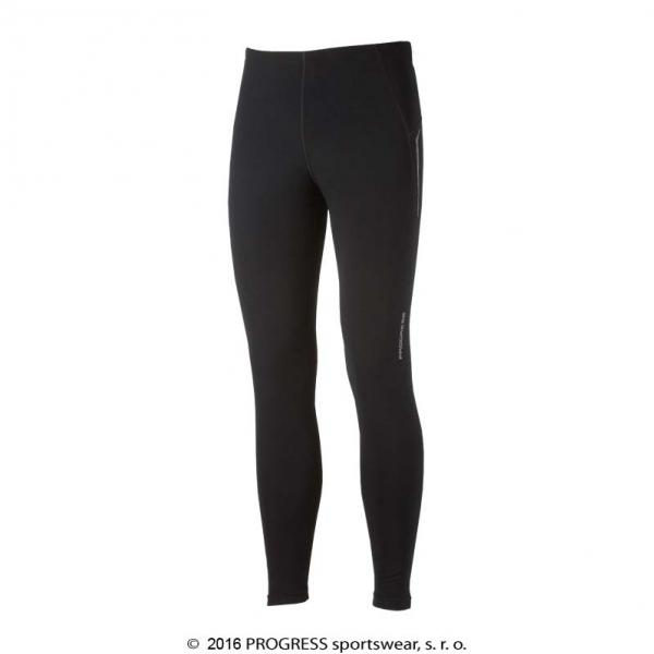 kalhoty dlouhé pánské Progress SKIPY černé