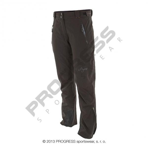 kalhoty dlouhé dámské Progress FULLA černé