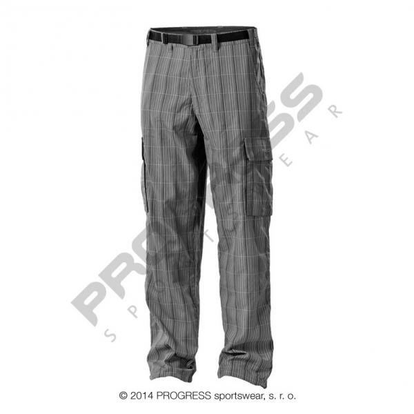 kalhoty dlouhé pánské Progress OREB šedé