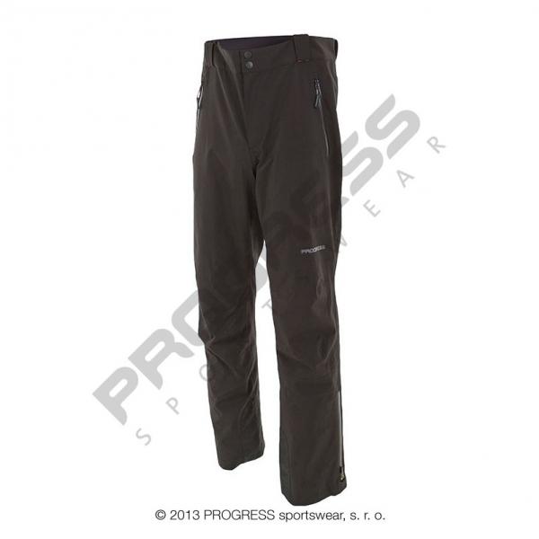 kalhoty dlouhé pánské Progress VIDAR černé