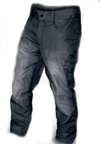 kalhoty dlouhé pánské HAVEN FUTURA černo/jeans