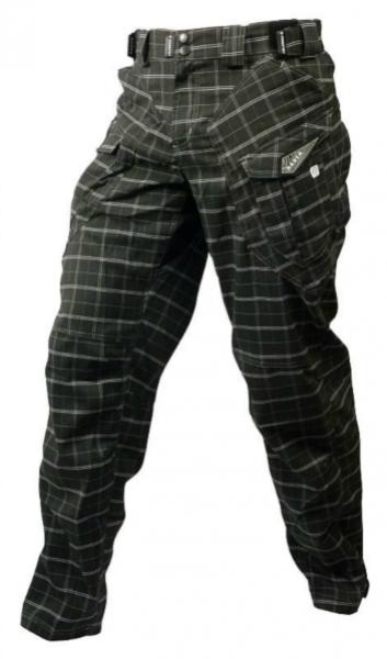 kalhoty dlouhé pánské HAVEN CUBES KINGSIZE II cubes