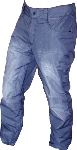 kalhoty dlouhé pánské HAVEN JEKKYL SKI/SNB modré