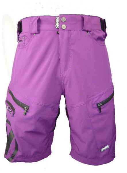 kalhoty krátké pánské HAVEN NAVAHO fialové