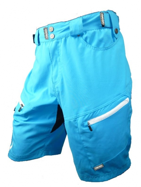 kalhoty krátké pánské HAVEN NAVAHO modré
