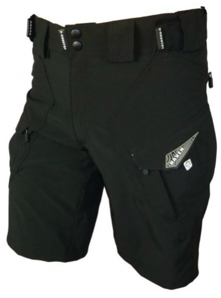 kalhoty krátké pánské HAVEN CUBES NEO černé