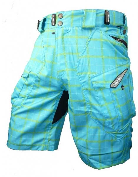 kalhoty krátké pánské HAVEN CUBES II modré