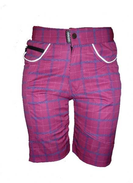 kalhoty krátké dámské HAVEN PEARL II růžové