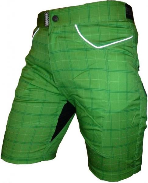 kalhoty krátké dámské HAVEN PEARL II zelené