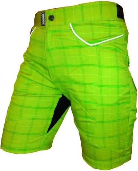 kalhoty krátké dámské HAVEN PEARL II žluté