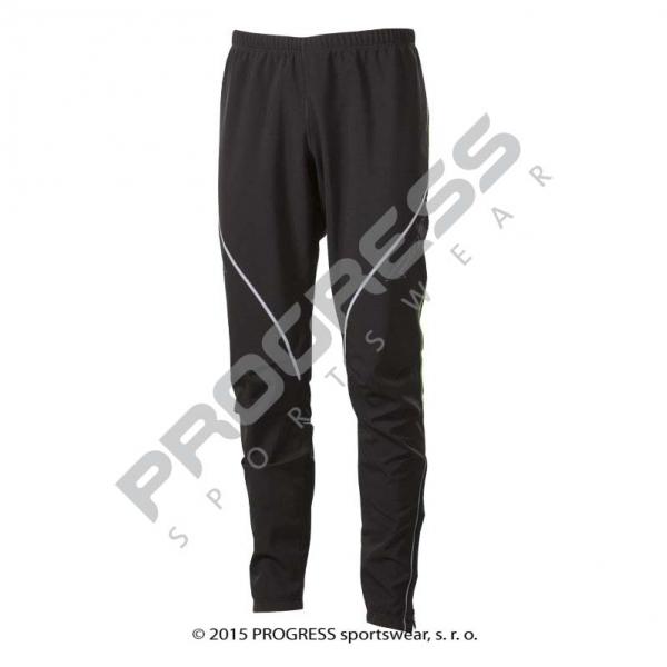 kalhoty dlouhé pánské Progress PRIMER zimní černé