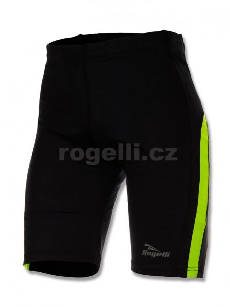 kalhoty krátké pánské Rogelli DIXON černo/fluoritové