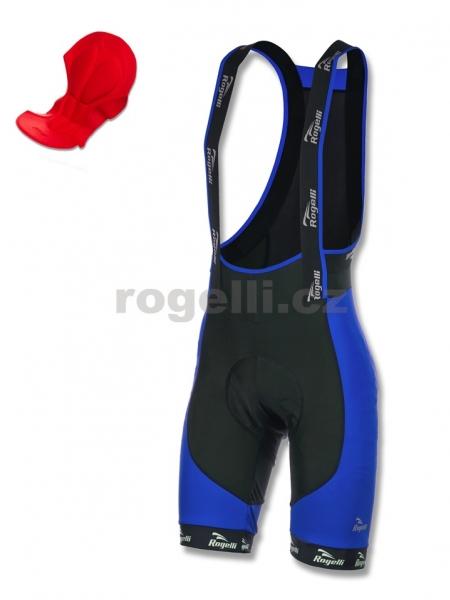 kalhoty krátké pánské Rogelli PORCARI modré