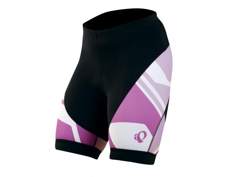 kalhoty krátké dámské PEARL iZUMi ELITE LTD lila