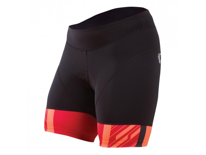 kalhoty krátké dámské PEARL iZUMi ELITE INRCOOL korálové