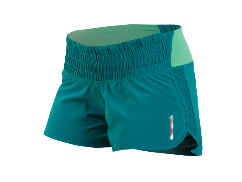 kalhoty krátké dámské PEARL iZUMi FLASH zelené