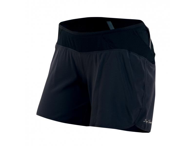 kalhoty krátké dámské PEARL iZUMi FLY ENDURANCE černé