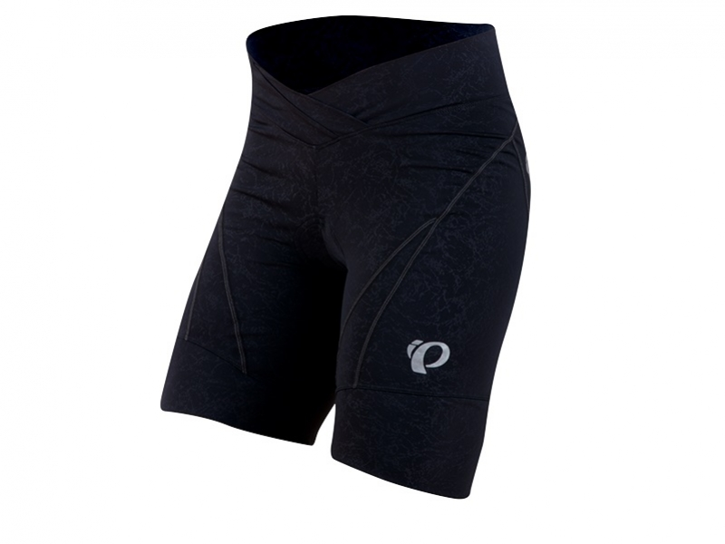 kalhoty krátké dámské PEARL iZUMi SYMPHONY černé