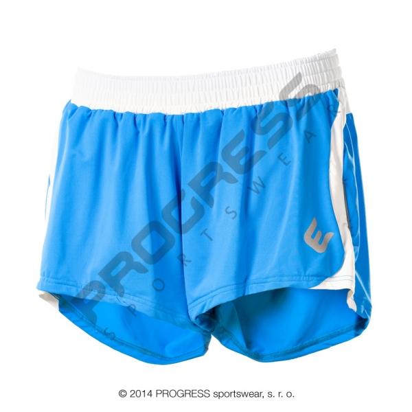 kalhoty krátké dámské Progress ALFA modré