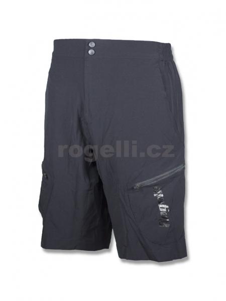 kalhoty krátké pánské Rogelli NAVELLI MTB černé