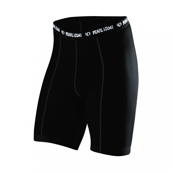 kalhoty krátké pánské PEARL iZUMi LINER černé