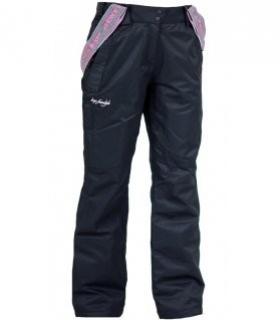 kalhoty dlouhé dámské LOAP SACHA zimní antracit