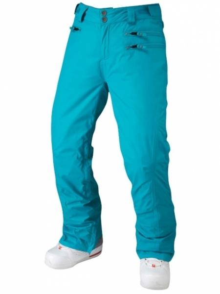 kalhoty dlouhé dámské Surfanic LYRIC zimní modré