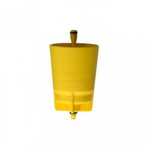 nálevka Shimano na odvzdušnění hydraulických brzd original balení