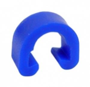 vodítko hydraulické hadičky modré