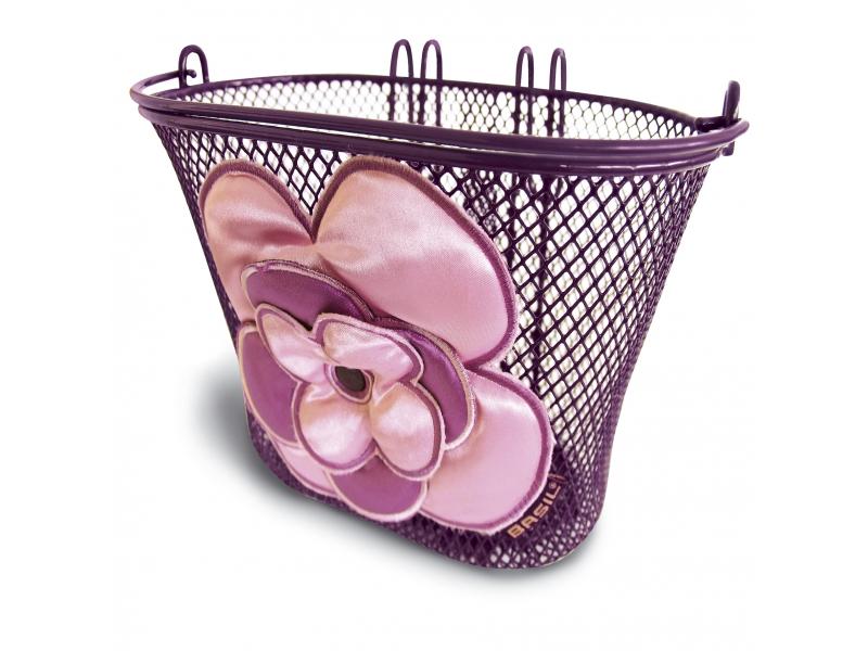 koš BASIL Jasmin Basket fialový
