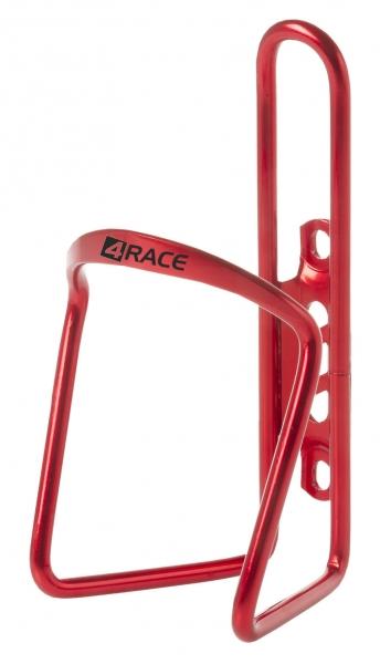 košík 4RACE Al červený
