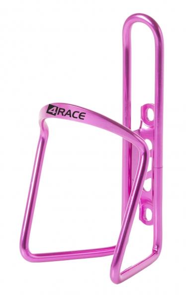 košík 4RACE Al růžový