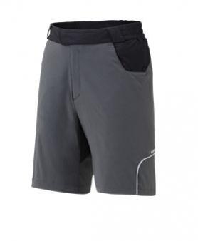 kalhoty krátké pánské Shimano Touring šedé