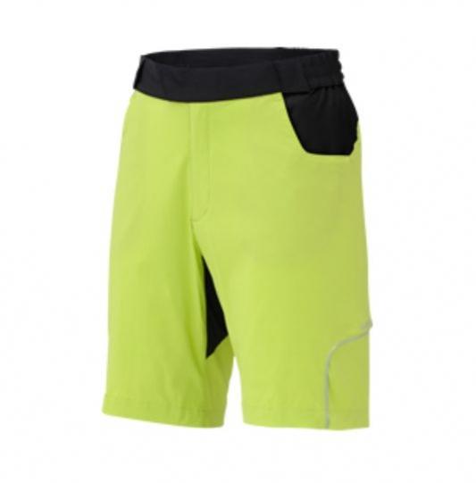 kalhoty krátké pánské Shimano Touring zelené