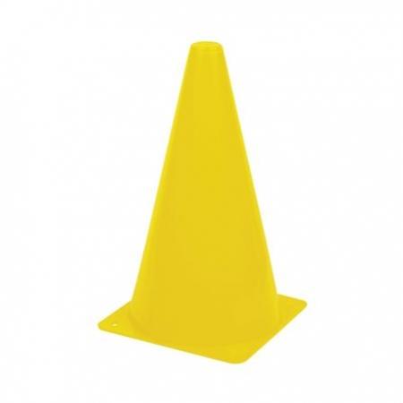 kužel Spokey POKE žlutý 22.5cm