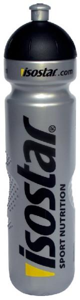 lahev ISOSTAR 1L push pull stříbrná