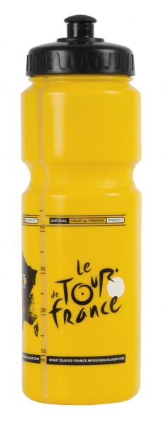 lahev Tour de France 800ml žlutá