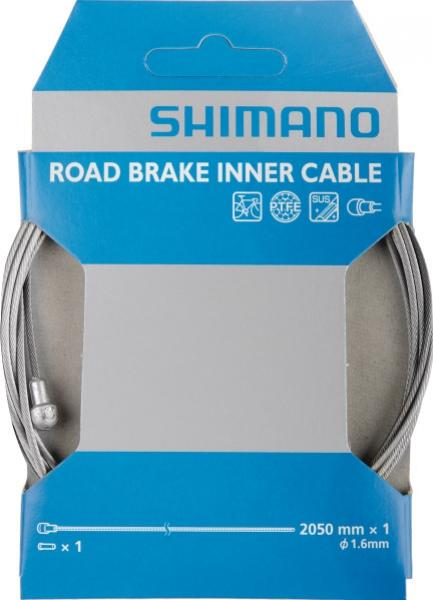 lanko Shimano brzdové SIL.1.6*2050+koncovky