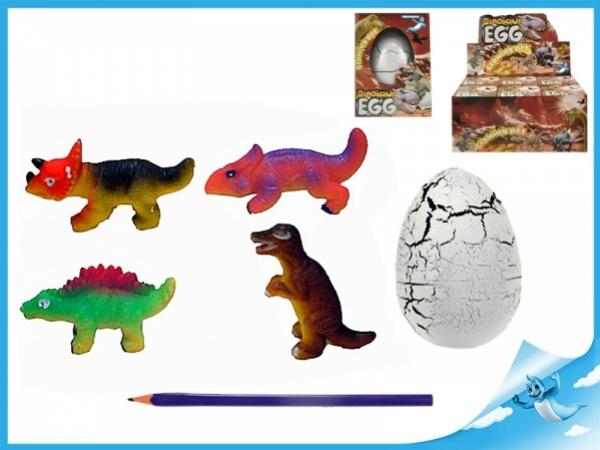 líhnoucí a rostoucí dinosaurus JUMBO